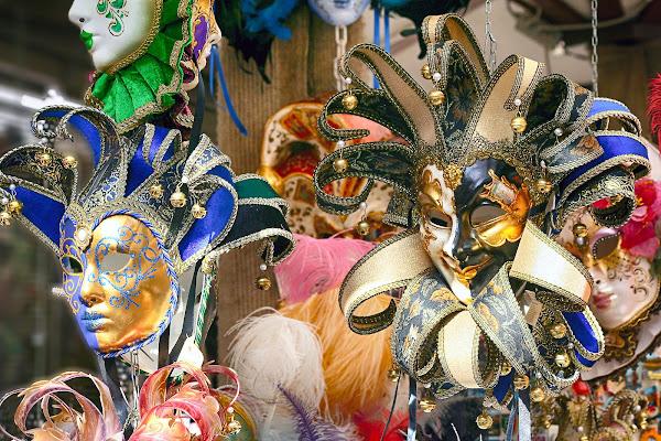 Le maschere di Fotodiale