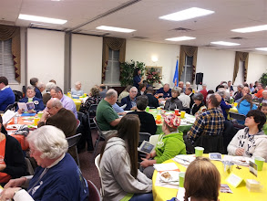 Photo: 50 Years of Camp Christian Banquet