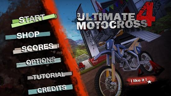 Ultimate MotoCross 4 - náhled
