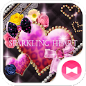 Sparkling Heart for[+]HOME icon