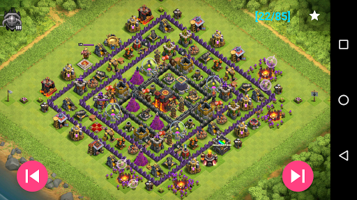 Maps of Clash Of Clans 1.30 screenshots 6