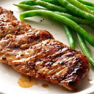 Caramelized Pork Tenderloin.