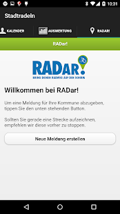Stadtradeln- screenshot thumbnail
