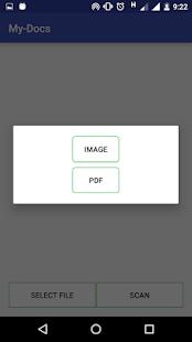 Scan Docs Share & Upload - náhled