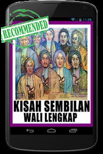 Alkisah 9 wali lengkap - náhled