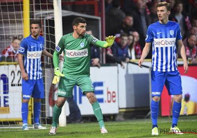 KRC Genk denkt aan Belgische doelman