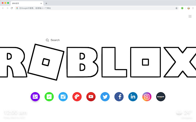 Roblox HD New Tabs Popular Games Themes