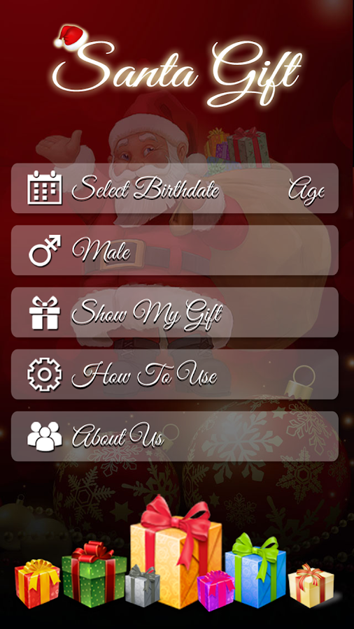Santa Gift- screenshot