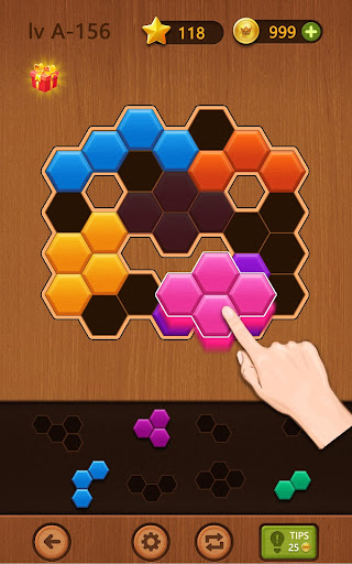 Block Hexa Puzzle  screenshots 6