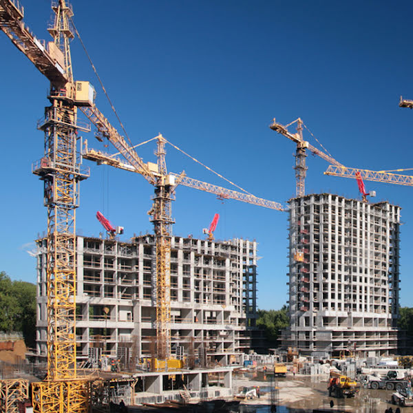 Construction growth forecasts revised for the better