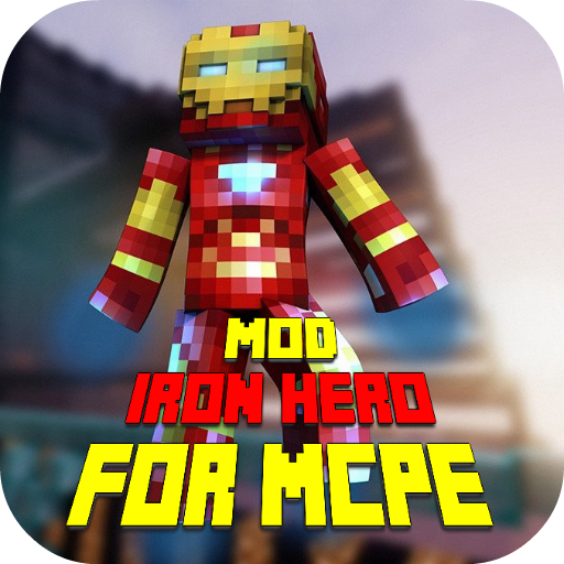 Mod Iron Hero for MCPE