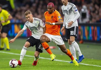 ? Eliminatoires Euro 2020 : le choc entre les Pays-Bas et l'Allemagne a tenu toutes ses promesses, la Pologne mène les débats