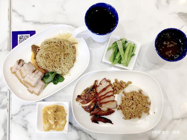了凡香港油雞飯‧麵-平價!人生首次吃星星