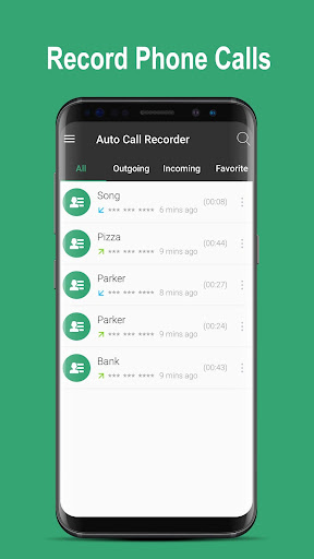 Call Recorder - Automatic Phone Voice Record screenshot 1