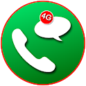 Free 4G Voice Call & Video Call Advice icon