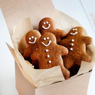 Soft and Chewy Gluten Free Gingerbread Men Recipe