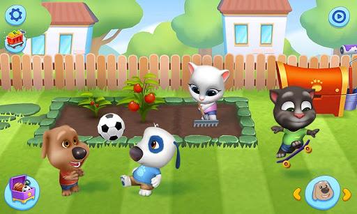 My Talking Tom Friends screenshot 5