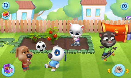 My Talking Tom Friends 5