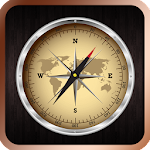 GPS Compass Map Icon