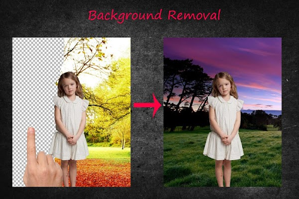 Photo Background Changer - screenshot