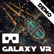 Galaxy VR Cardboard Shooter