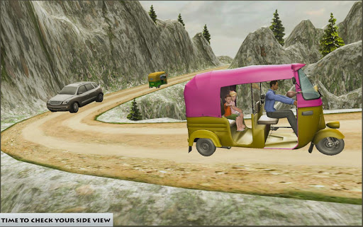 Mountain Auto Tuk Tuk Rickshaw 2.0.4 screenshots 1