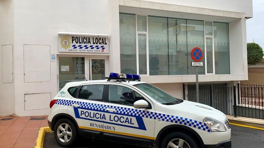 La Policía Local ha investigado la celebración de una fiesta en este pub.