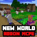 New world mod for MCPE icon