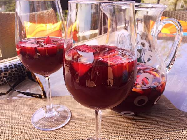 Spanish Sangria Recipe