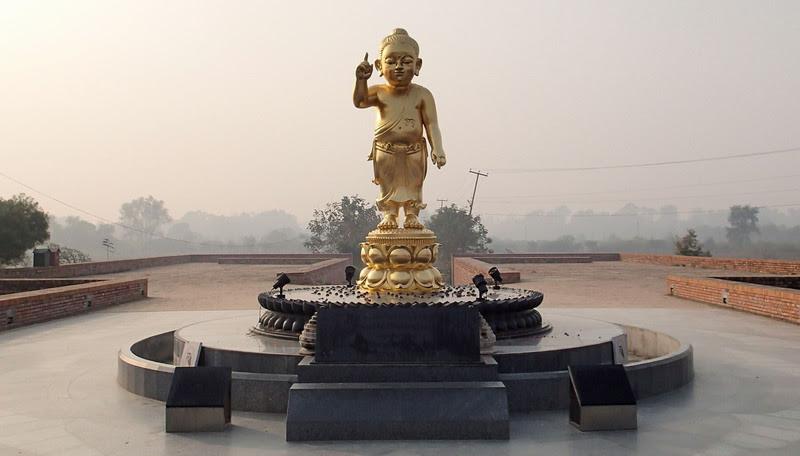 Bộ ảnh đẹp Thánh Tích Lâm Tỳ Ni – nơi đản sanh của Đức Phật Thích Ca