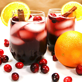 Cranberry Cinnamon Sangria Recipes