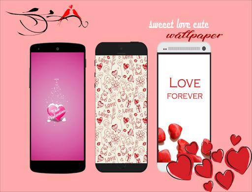 Sweet Love Cute Wallpaper Apk Download Apkpureco