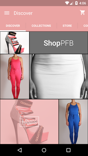 Shop PFB
