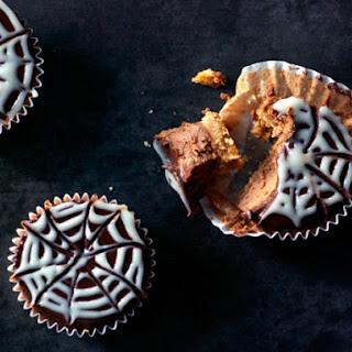 Chocolate Mini-Cheesecakes.