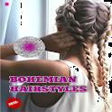 Bohemian Hairstyles icon