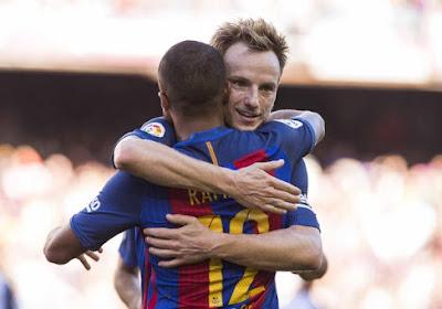 Rakitic toujours plus proche d'un départ, le Barça mise sur un jeune talent français