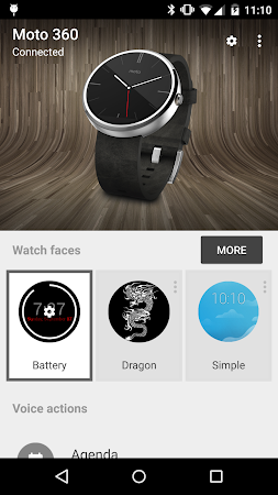 Battery Watch for Android Wear 1.2.5.4 screenshot 24899