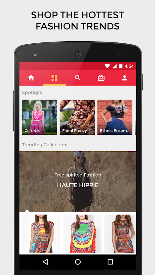 Wooplr - Fashion App for Women- screenshot