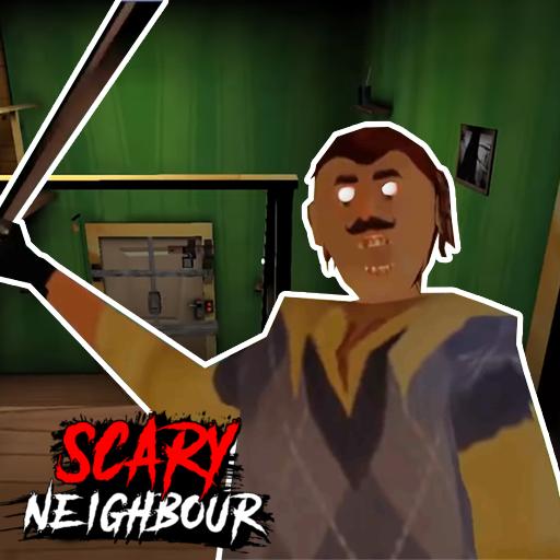 Neighbor Granny Rich 2 : Scary Escape Horror Mod