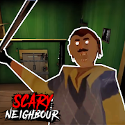 Neighbor Granny Rich 2 : Scary Escape Horror Mod