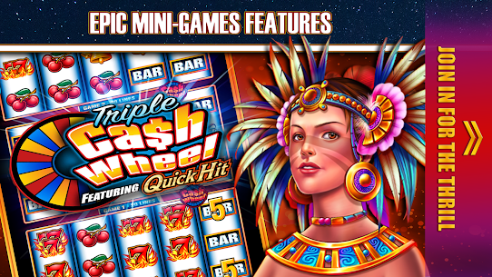 Quick Hit Casino Slots – Free Slot Machines Games App Download For Android and iPhone 4