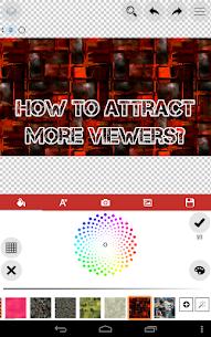 Thumbnail Maker MOD APK 2.2 [No Ads] 5