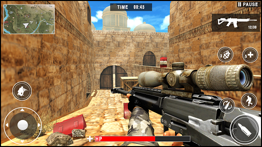 Call of Shooting Strike Duty 1.0.1 screenshots 3