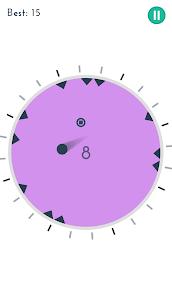 360 Degree Circle Spin 4