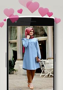 5c6a56dba ملابس للمحجبات بنات 2018 - Apps en Google Play
