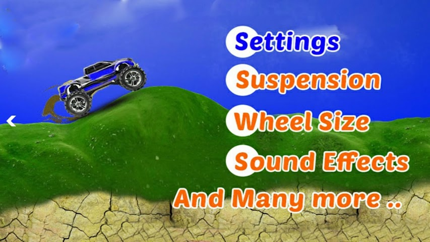 android Jeep Racing Extreme Simulator Screenshot 0