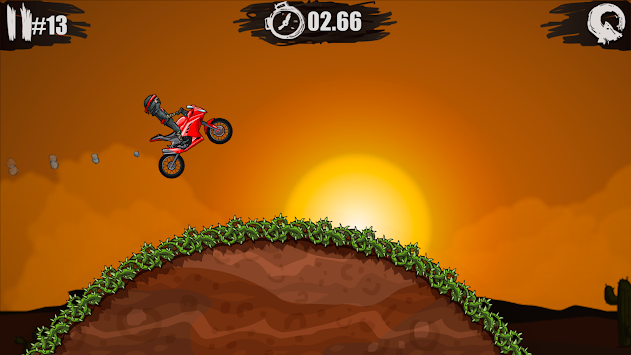 Moto Bike Race Игра X3M APK screenshot thumbnail 5