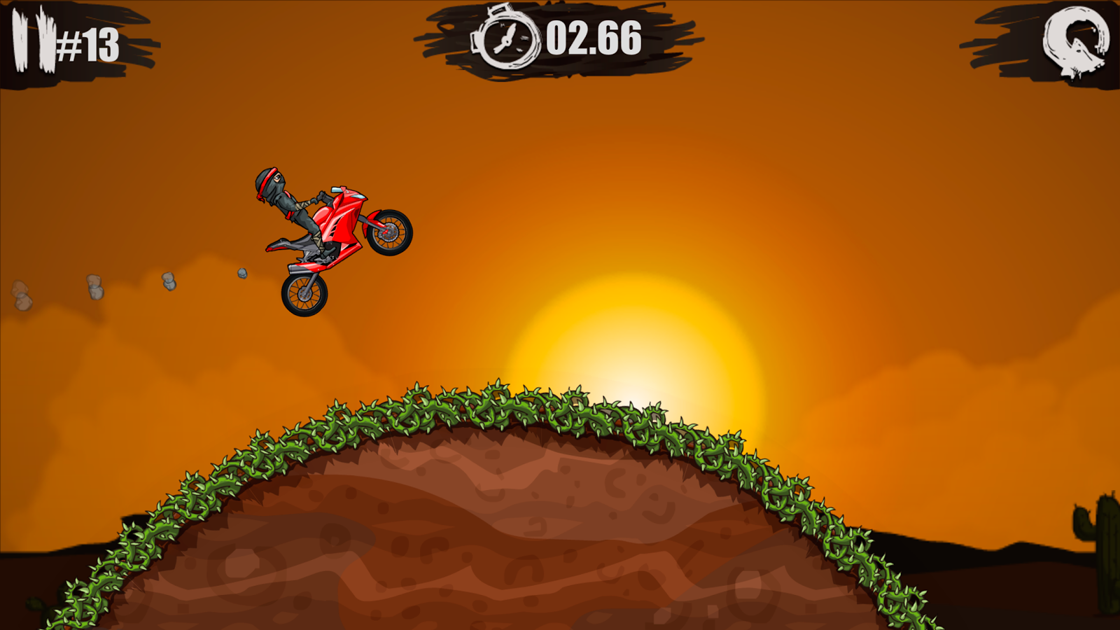 Moto X3M Bike Race Game- screenshot