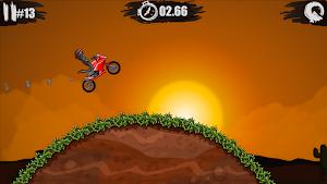 14 Moto X3M Bike Race Game App screenshot