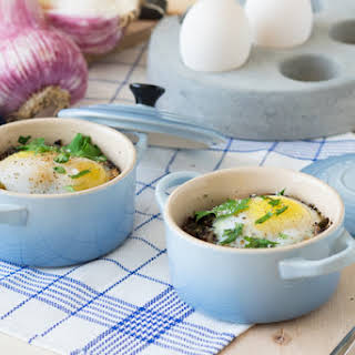 Duck Eggs Baking With Recipes.